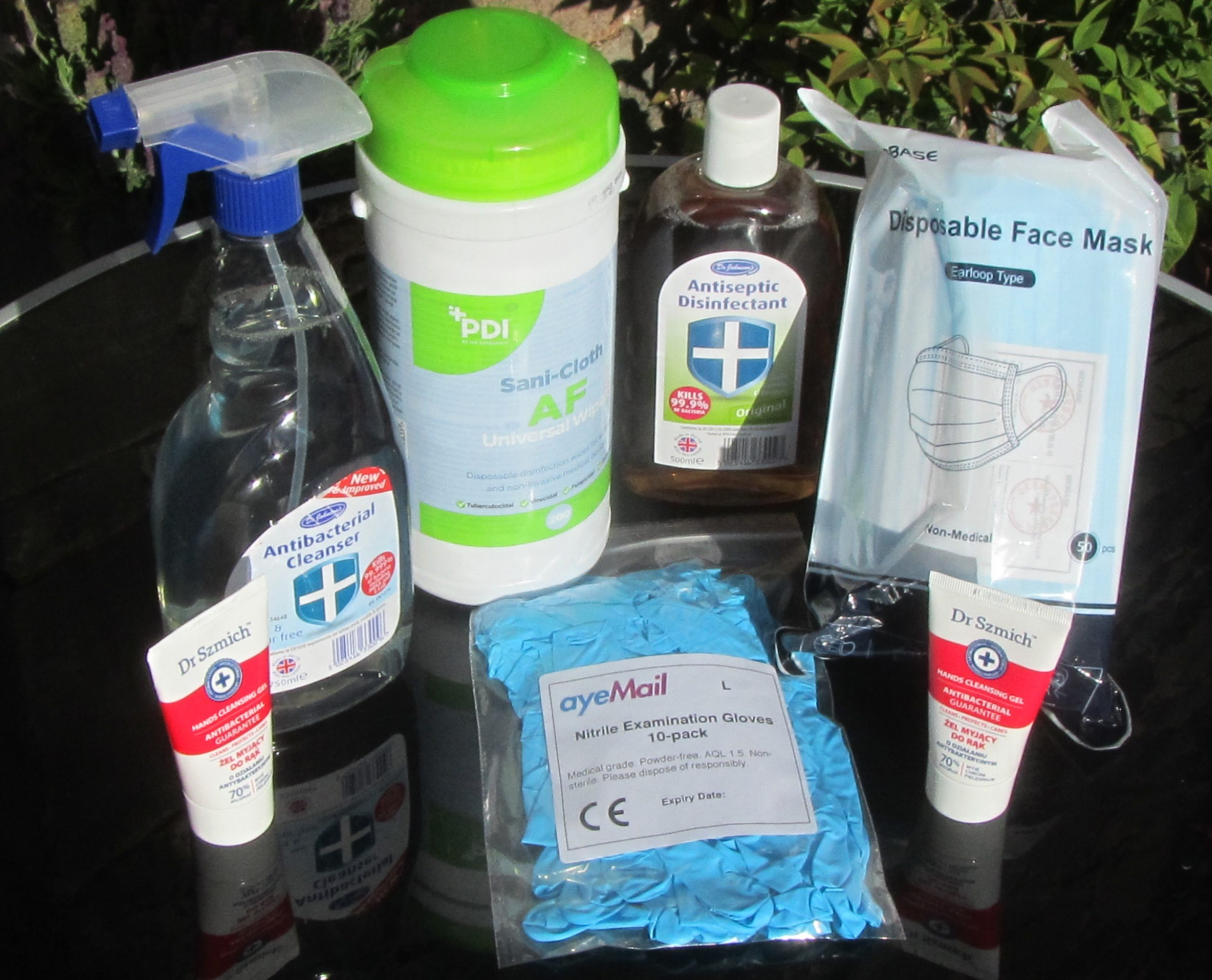 Infection Control Max Pack